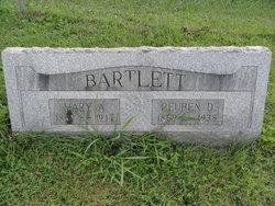 Anna Mary <i>Miller</i> Bartlett