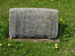 Ezra Bachert
