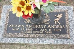 Shawn Anthony Anders
