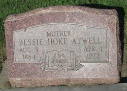 Bessie <i>Hoke</i> Atwell