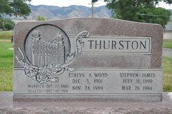 Ethlyn Alice <i>Wood</i> Thurston