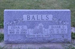 Devar Gittins Balls