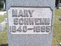 Mary <i>Volstorff</i> Schwemm