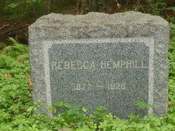 Rebecca Hemphill