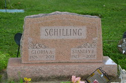 Gloria Ann Boots <i>Smith</i> Schilling