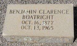 Benjamin Clarence Boatright