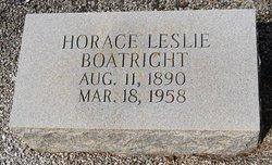 Horace Leslie Boatright
