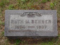 Ruth Margaret <i>Hoch</i> Benner
