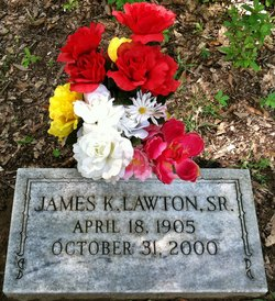 Rev James Kirk Lawton
