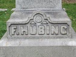 Frederick Fred Hubing