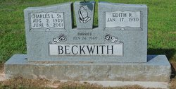 Charles Lewis Beckwith, Sr