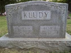 Henry William Kludy