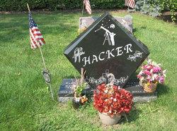 Sgt Glenn P. <i>Jake</i> Hacker