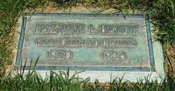 Genevieve Louise <i>Bennett</i> Beattie