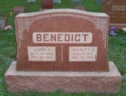 Charles Albert Benedict
