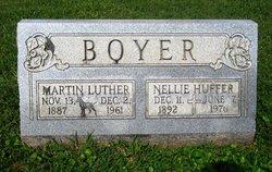 Nellie G. <i>Huffer</i> Boyer
