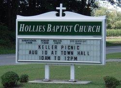 Hollies Baptist Church Cemetery