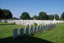 Fifteen Ravine British Cemetery, Villers-Plouich