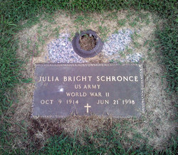 Julia Bright Schronce