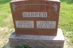 Laura Isabell <i>Wagaman</i> Harper