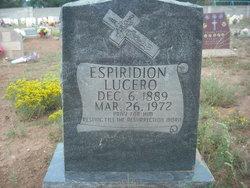 Espiridion Lucero