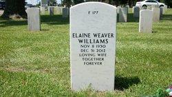 Elaine <i>Weaver</i> Williams