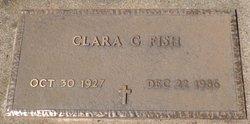 Clara G <i>Lund</i> Fish
