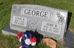 Clyde Bennett George