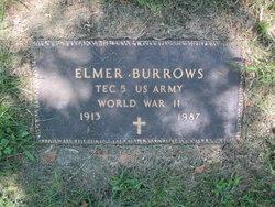 Elmer Burrows