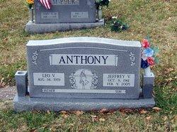 Jeffery V. Anthony