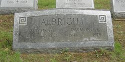 Mayme C. Mary Albright