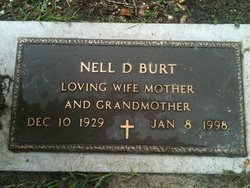 Nell <i>Dorminy</i> Burt