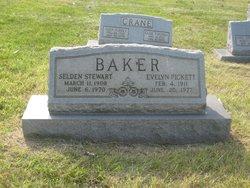 Evelyn <i>Pickett</i> Baker