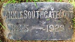 Nannie Winston <i>Southgate</i> Lott