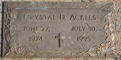 Crystal D Ackles