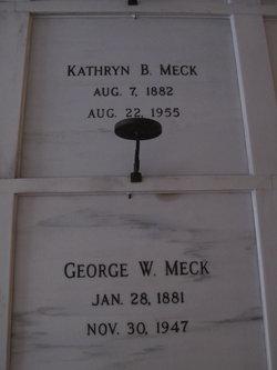 George William Meck