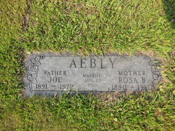 Rosa B Aebly