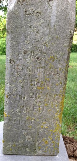 Eliza Ann E.A. <i>Harpel</i> Hendrickson