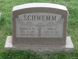 Irma Lewis Schwemm