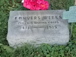Convers Weeks