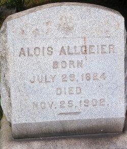 Alois Allgeier