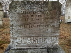 Celestia O <i>Paine</i> Blaisdell