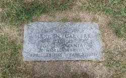Harlan Andrew Calvert