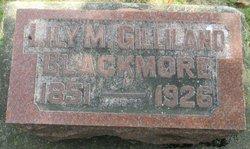 Lillian M. Lily <i>Gilliland</i> Blackmore