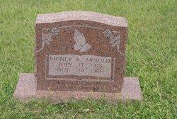 Rhiney A Arnold