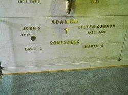 Eileen <i>Cannon</i> Adaniak