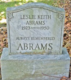 Leslie Keith Abrams