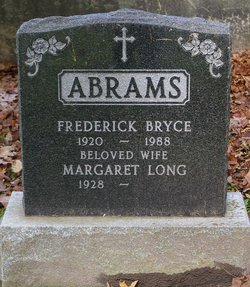 Frederick Bryce Abrams