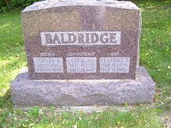 Loyal R Baldridge