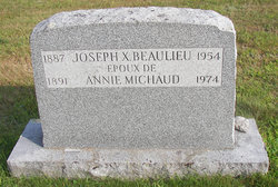 Joseph X Beaulieu